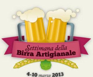 """Lanciata la """"Settimana della Birra Artigianale"""" 2013"""