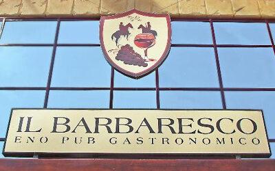 """La magia di """"Montegioco"""" sulla tavola del """"Barbaresco"""""""