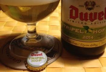 Oggimitrattobene: la Duvel Tripel Hop 2014