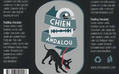 """La firma di Eleonora sulla """"Chien Andalou"""""""