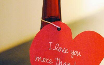 Il San Valentino alla birra di Sloan Square