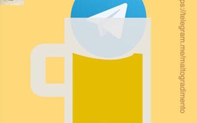 Sorpresa nell'uovo, Malto Gradimento è anche su Telegram