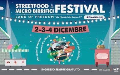 Castellanza: quattro birre locali per la festa dello street food