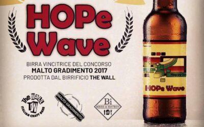 """Vi è venuta voglia di assaggiare la nuova """"Hope Wave""""?"""