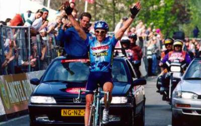 Birra e ciclismo: la Amstel (Gold Race) di Stefano Zanini
