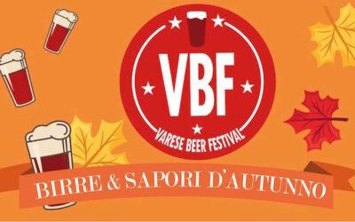 """I """"sapori d'autunno"""" (nel piatto e nel bicchiere) per il nuovo Varese Beer Festival"""
