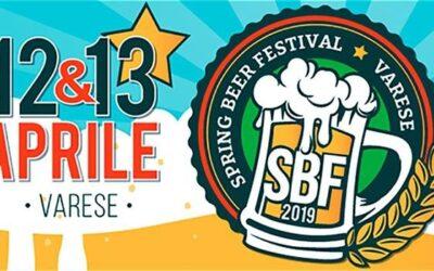 Spring Beer Festival: quattro birrifici (più uno) protagonisti nel centro di Varese