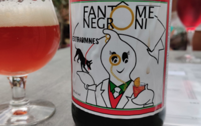 Schigi racconta la birra dedicata al Negroni, inventata insieme a Fantôme