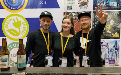 """Genys Brewery, i """"picchi"""" lituani delle birra che vogliono volare in Italia"""