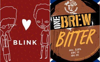 Blink e One Brew Bitter: l'Inghilterra ispira i birrai varesotti