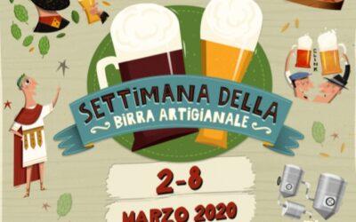 Settimana della Birra Artigianale, tutte le iniziative nel Varesotto e dintorni