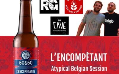"""Nuova birra per """"50&50"""": presentazione virtuale e bevuta reale"""