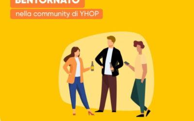 """La """"app"""" YHOP inaugura la sezione news: ci sono anche gli articoli di Malto Gradimento"""