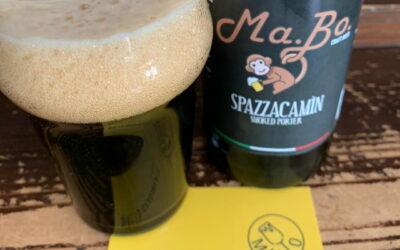 """""""Spazzacamin"""", la birra invernale di Ma.Bo. va (anche) nella magnum"""