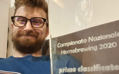 """Homebrewing, lo """"scudetto"""" del 2020 va a Jacopo Deola"""