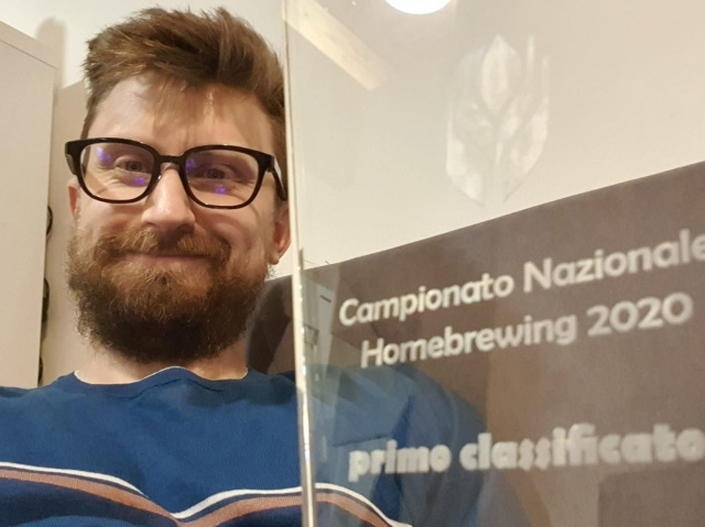 "Homebrewing, lo ""scudetto"" del 2020 va a Jacopo Deola"