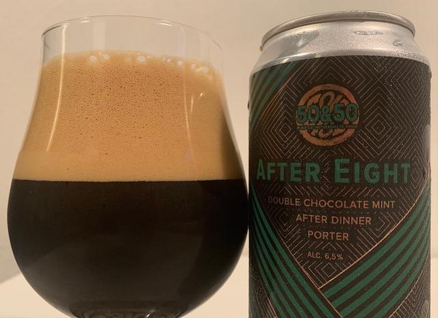 "After Eight, la birra varesina che ""mette nel bicchiere"" i famosi cioccolatini inglesi"